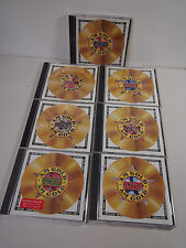 Lot OF 7 CDs Am Gold 60s 70-74 66 67 68 69 & MID 60s Time Life