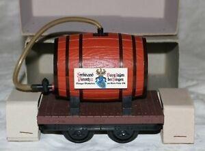 LGB 4047 G Scale Wine Barrel Car LN in Box with Inserts