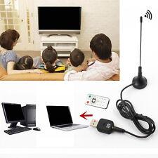 Mini USB DVB-T TV Digital HD Receiver Tuner Stick OSD MPEG-2/4 For Laptop PC New