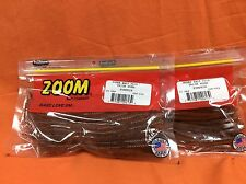 """#006-334 S Zoom 6.5/"""" Trick Worm 20cnt Africa SPECIAL 2 Pcks"""