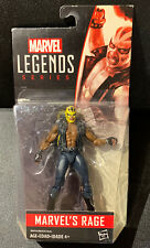 Marvel?s Rage Marvel Legends Series Avengers Universe Action Figure New