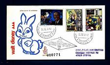 SAN MARINO - 1970 - Omaggio a Walt Disney su FDC Venetia