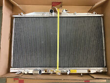 HONDA ACCORD EURO CL 4CYL 03-08 AT/MT POLISHED ALLOY RADIATOR, 26MM READ DESC