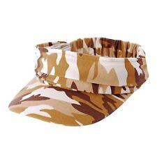 Popular Brown Camouflage Interchangeable Visor -- NEW