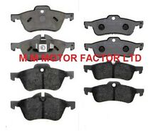 BMW Mini ONE COOPER and COOPER S (00-06) FRONT and REAR DISC BRAKE PADS SET