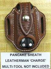 Custom Pancake Sheath for Leatherman Charge Multi Tool Knife