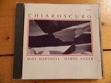 Darol Anger & Mike Marshall: chiaroscuro/Windham Hill Records CD 1985 RARE!