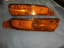 07 FORD MUSTANG TURN SIGNAL LEFT & RIGHT SIDE  MARKER LIGHTS