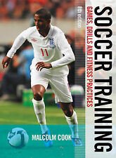 Soccer Training: Games, Drills and Fitness Practices-ExLibrary