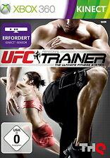 Entrenador personal de UFC (requerido por Kinect) [videojuego]
