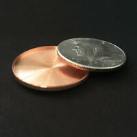 Expanded Shell (Half Dollar) Coin Magic Accessories Gimmick Magic Trick Close up