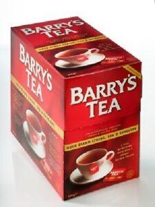 Barrys Tea Gold Blend String & Tag in Envelope 200's