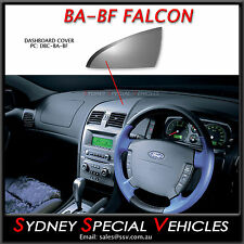 DASHBOARD COVER PIECE FOR BA BF FALCON ICC COVER DASH INSERT PAINTED GREY