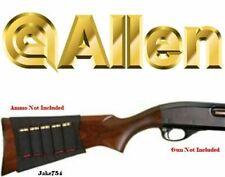 Allen Cases 205 Buttstock Shell Holder Holds 5 Shotgun Shells Model # 205 New