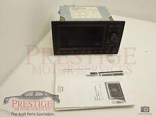 Audi A4 B7 Cabriolet RNSE Sat Nav Navigation Plus Stereo Head Unit 8H0035192A