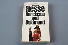 Narcissus and Goldmund by Hermann Hesse (1968, Paperback)