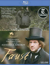 FAUST - Alexander Sokurov - MINT NEW BLU-RAY!! Free First Class Ship in U.S.