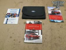 2011 FORD FOCUS OWNERS GUIDE OPERATORS MANUAL BOOKS W/ CASE OEM