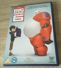 DISNEY BIG HERO 6 (DVD-2015, 1-Disc) DISNEY'S 53 RD ANIMATED CLASSIC KIDS FAMILY