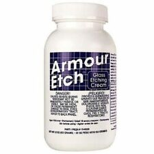 Armour Etch Glass Etching Cream Compound 22 oz Craft Supply Mosaics Art Supply