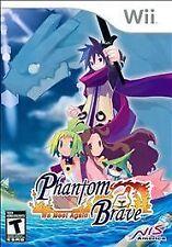 Phantom Brave: We Meet Again (Nintendo Wii, 2009)