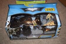 DC Comics The Dark Night Rises Batman Bane Action Figure 8 Pack COLLECTORS ITEM
