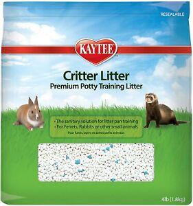 Kaytee Small Animal Critter Litter, 4 lbs