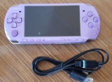 Purple sony psp console 3002