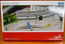 Herpa 519823  Flughafengebäude: 2 Abflughallen halbrund