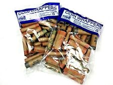 72 Count Shotgun Roll Counter-Assorted Coin Wrappers,Quarters Dimes Nickel etc