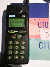 Siemens C 10 Vodafone D2 + Heft D  Lader super ok gebr Art. 45 P