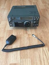 ICOM IC-735 HF Transceiver Amateur Ham Radio With MIc