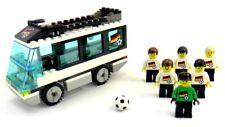 LEGO Sports Set 3404 Soccer Team Transport Black Bus Football - New - No Box -