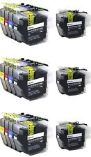 15 Compatible LC3219 (LC3217) XL inks for Brother J5930DW  J6530DW  J6930DW