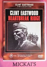 HEARTBREAK RIDGE - CLINT EASTWOOD COLLECTION #11701 WARNER BROTHERS DVD PAL
