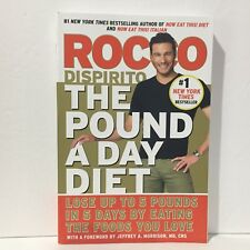 The Pound a Day Diet Lose up to 5 Pounds in 5 Days Cookbook Dispirito Free Ship