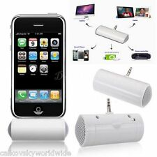 Mini Portable Stereo Speaker for iPod iPhone mobile cell phone music MP3 MP4