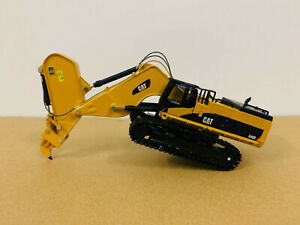 Caterpillar Cat 349D Rock Excavator DieCast Model Construction Vehicles Model