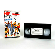 Hip Hop Body Shop Twister Abs VHS Video Tape Milo Levell Burn Fat Workout Dance