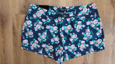 George Cotton Floral Shorts for Women