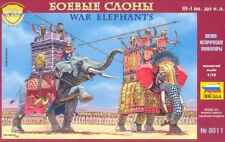 Zvezda 1/72 War Elephants # 8011