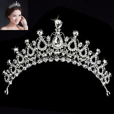 Wedding Bridal Womens Pageant Prom Girls  Child Birthday Tiara Crown Headband