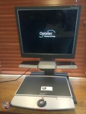 Optelec ClearView+ Clearview Plus + Ultra Flex Arm Low Vision Video Magnifier