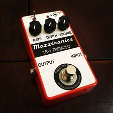 Mozztronics TR-1 Optical Tremolo. Aussie made!