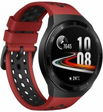 Huawei Watch GT2e 2020 (HECTOR-B19R) Lava Red 46mm 50m Water Resistant New