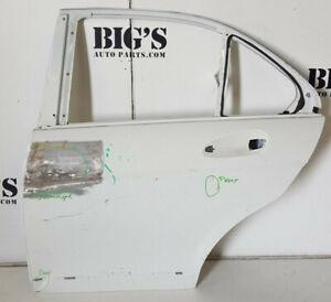 2008-2014 MERCEDES C250 C300 W204 REAR LEFT DRIVER SIDE DOOR SHELL OEM #871479