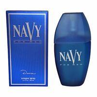 NAVY for Men by Dana 3.4 oz Colgone Spray 100 ml New in retail box