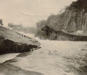 1899 Aufdruck Colonial South Afrika Krokodil Poort South Afrikanischer Republic
