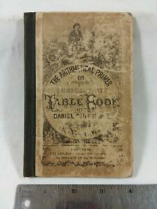 The Arithmetical Primer Underhill's New Table-book or Tables... 1854