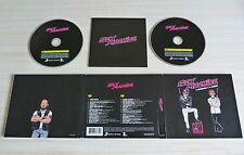 2 CD ALBUM DIGIPACK SEX MACHINE PHILIPPE MANOEUVRE & JP DIONNET 30 TITRES 2011
